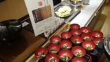 リ・カーヴ箱根の朝食(お吸い物)
