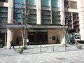 ザ・ペニンシュラ東京の有楽町駅側入口