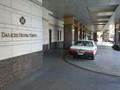 第一ホテル東京の車寄せ
