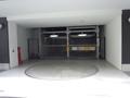 相鉄フレッサイン新橋日比谷口の立体式駐車場