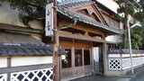 山喜旅館の入り口