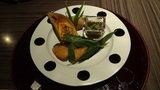 嵯峨沢館の夕食「焼肴」