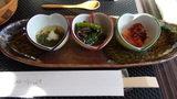 嵯峨沢館の朝食 お惣菜