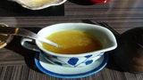 嵯峨沢館の朝食 サラダのドレッシング