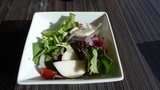 嵯峨沢館の朝食 サラダ