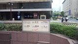 帝国ホテル東京別館B1Fのレストラン街の案内