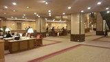 帝国ホテル東京のフロント全景