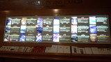 帝国ホテル東京のレストラン・施設案内表示パネル
