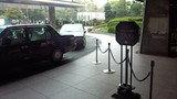 帝国ホテル東京のタクシー乗り場