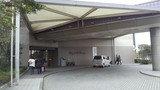 ホテルニューオータニ幕張駐車場側エントランス