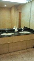 ホテルニューオータニ幕張24Fのトイレ(洗面台)