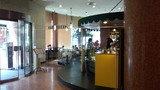 銀座国際ホテルの1F「カフェバルコニー」