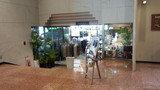 銀座国際ホテルの1Fのショッピングコーナー