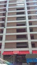 アリエッタホテル&トラットリアの正面からの外観