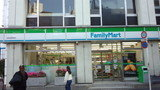 TOKOHOTELの1Fに併設されているファミリーマート