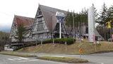 ホテルグリーンプラザ軽井沢の外観