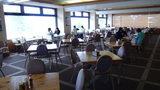 嬬恋プリンスホテルの朝食(クラブハウス)の様子