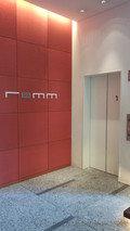 レム日比谷の1Fエレベーターホール