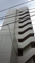 バーディーホテル千葉の非常階段