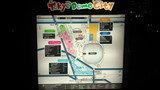 東京ドームホテルのTokyo Dome City案内地図