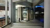 東京ドームホテルの4F入り口(東京ドーム側)