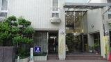 岡山ビジネスホテルアネックスのエントランス