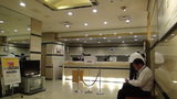 岡山ワシントンホテルプラザのフロント