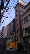 岡山グリーンホテルの外観