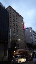 ホテルサンルートステラ上野の外観