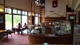 休暇村 乗鞍高原の喫茶コーナー