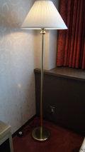 清里高原ホテルの部屋の照明
