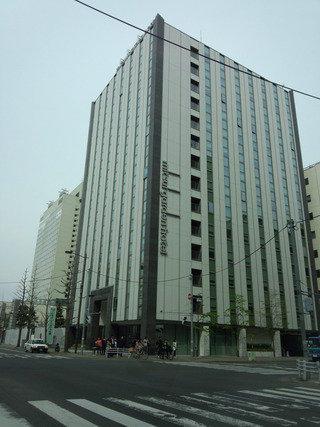 三井ガーデンホテル札幌の外観