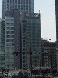 ホテル龍名館東京の外観