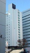 品川プリンスホテル Nタワーの外観