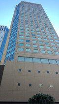 品川プリンスホテルの外観