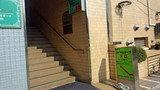 ホテルロイヤルオーク五反田の入り口