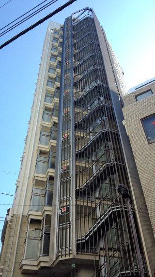 ホテルメイン神田の外観