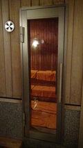 清里高原ホテルの大浴場のサウナ