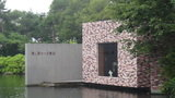 清里高原ホテルの庭園にあるチャペル