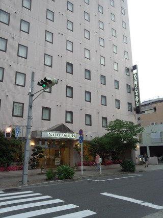 名古屋リバティホテルの外観