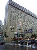 名古屋観光ホテルの外観