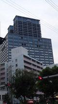 ホテルモントレ グラスミア大阪の外観