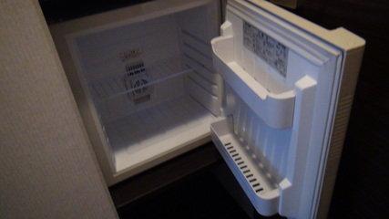 写真クチコミ:アパヴィラホテル淀屋橋の冷蔵庫