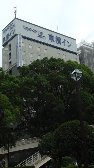 東横イン横浜スタジアム前2の外観