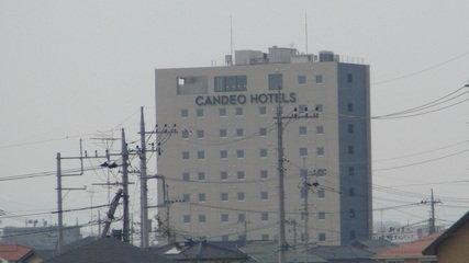 写真クチコミ:カンデオホテルズ佐野の外観