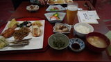 大金温泉グランドホテルの夕食