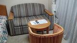 ホテルマウント富士の椅子と机