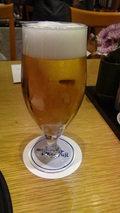 ホテルマウント富士のグラスビール