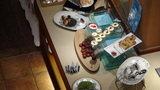 ホテルマウント富士の夕食バイキングのデザート
