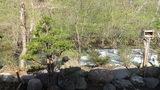 小樽旅亭蔵群の露天風呂からの眺め